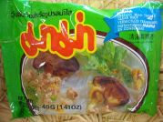 Glasnudeln Bouillon (klar), Mama Thai Food,  3x40g