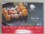 Dim Sum Party Mix, 35 St., 630g, incl. 2 Dipsaucen