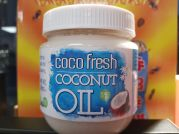 Kokosöl, Kokos Öl, Coco Fresh, 100%, Coconut Oil, 500ml