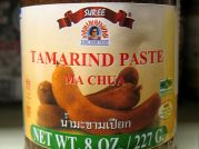 Tamarinden Paste, Suree Brand, 227g
